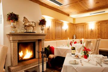 Romantik Hotel Goldener Stern Restaurant