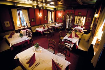Romantik Hotel Zur Sonne Restaurant