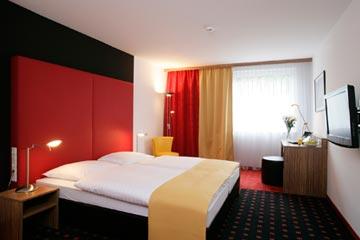 Senator Hotel Vienna Zimmer