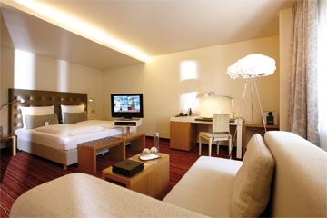 Hotel an der Gruga - Zimmer