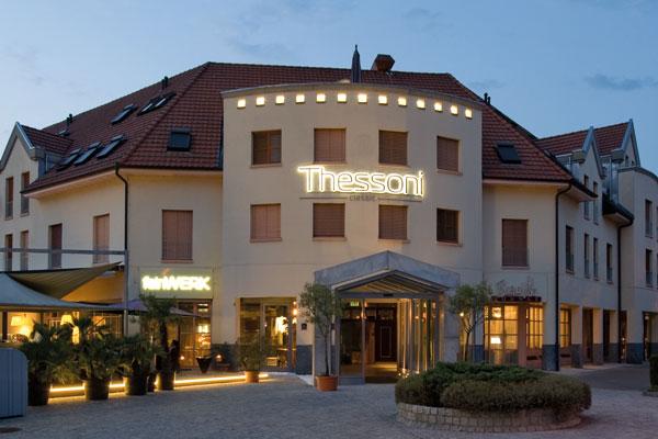 Thessoni Hotel - Außenansicht