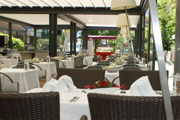 Thessoni Hotel - Garten