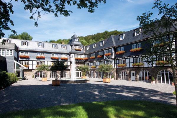 Hotel Deimann - Außenansicht