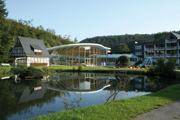 Hotel Deimann - Außenansicht Rückseite