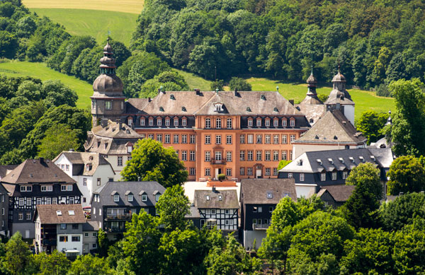 Schloss Bad Berleburg - Sauerland