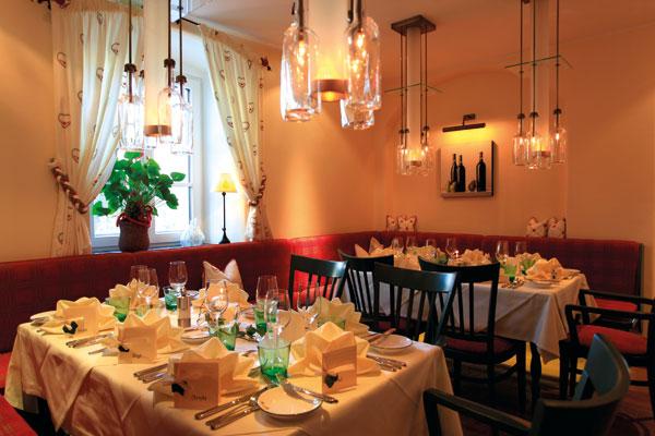 Landhaus Stift Aardagger Restaurant