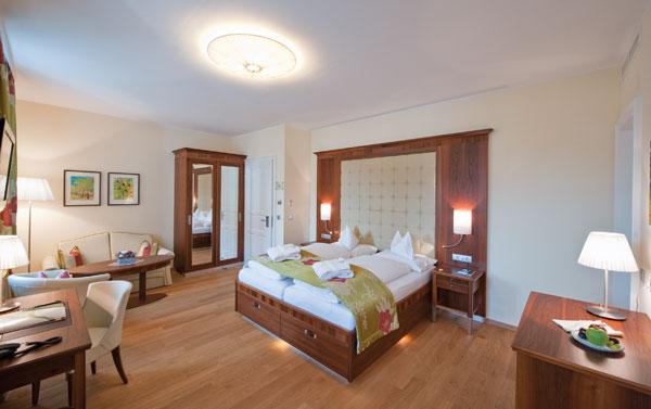 Landhaus Stift Aardagger Zimmer
