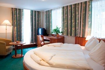 Seeböckenhotel zum Weissen Hirschen - Hotelzimmer
