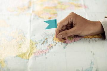 Urlaubsbox Magazin - Reiseziel bestimmen