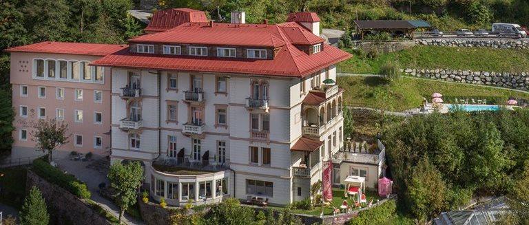 <h4>Zeitreise in die Belle Époque: Villa Excelsior</h4>